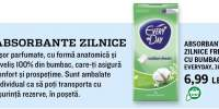 Absorbante zilnice Everyday