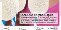 Acadele de pandispan