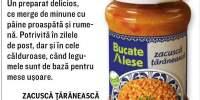 Zacusca taraneasca Bucate Alese