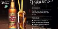 Cuba LIbre: Rom brun Havana Special