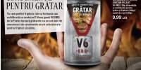 Condimente pentru gratar V6 BBQ