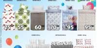 Reducere intre 30-60% la toate lenjeriile de pat