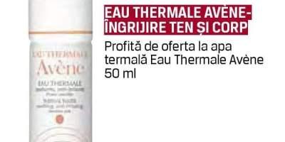 Apa termala Eau Thermale Avene