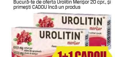 Uroltin merisor pentru infectii urinare