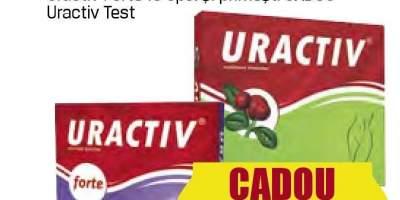 Uractiv Forte pentru infectii urinare