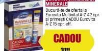 Eurovita - vitamine si minerale
