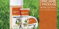 25 de lei oricare doua produse Herbosophy pentru ingrijirea corpului