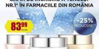 Gama de ingrijire a tenului nr. 1 in farmaciile din Romania
