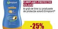 Elmiplant - protectie solara