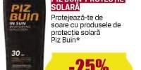 Piz Buin - protectie solara