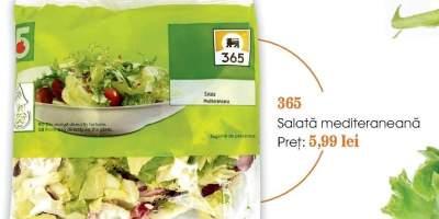 Amestec salata mediteraneana 365
