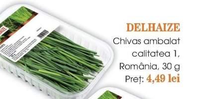 Chivas ambalat Delhaize