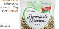 Seminte de dovleac Sano Vita