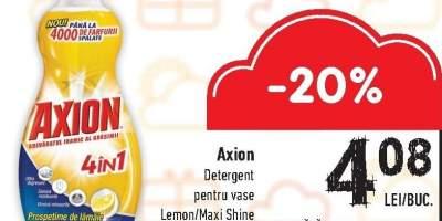Detergent pentru vase Axion