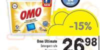 Detergent rufe Omo Ultimate