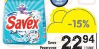 Detergent rufe Savex Powerzyme