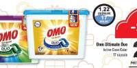 Detergent Active Clean/ Color Omo Ultimate Duo