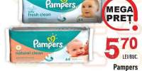 Servetele Fresh Pampers
