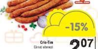 Carnati oltenesti Cris-Tim