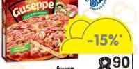 Pizza congelata Guseppe