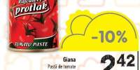 Pasta de tomate Giana