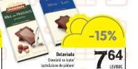Ciocolata Delaviuda