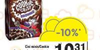Cereale Cini minis/Cookie