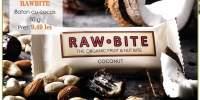 Baton cu cocos Rawbite