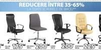Reducere intre 35-65% la toate scaunele de birou