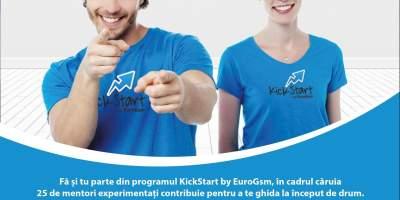 Kick Start - Angajari EuroGsm cariere