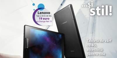 Tableta Lenovo Tab 2 A10-30 4G