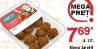 Chiftele de porc Mega Apetit