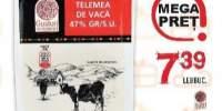 Telemea de vaca Gusturi Romanesti