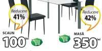 Masa si scaune Laen + Toreby