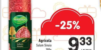 Salam Sinaia Agricola