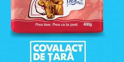 Cascaval Dalia 45% Covalact de Tara