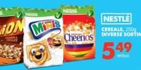 Cereale Nestle