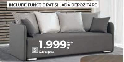 Canapea Santana