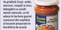 Tocana de legume Bucate Alese