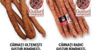 Carnati Gusturi Romanesti