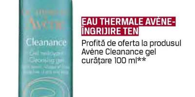 Gel curatare Eau Thermale Aven