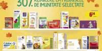 30% Reducere la produsele de imunitate