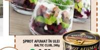 Sport afumat in ulei Baltic Club