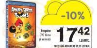 DVD filme si animatii Empire