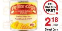Porumb dulce Sweet Corn