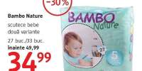 Scutec bebe Bambo Nature