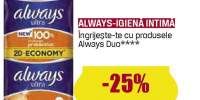 Always - igiena intima