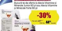 Vitamine si minerale - Alevia