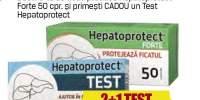 Protectie hepatica - Hepatoprotect