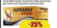 Supramax - articulatii